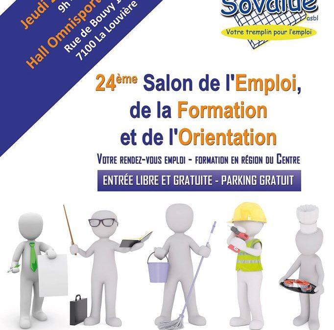 24ème Salon de l'Emploi, de la Formation et de l'Orientation