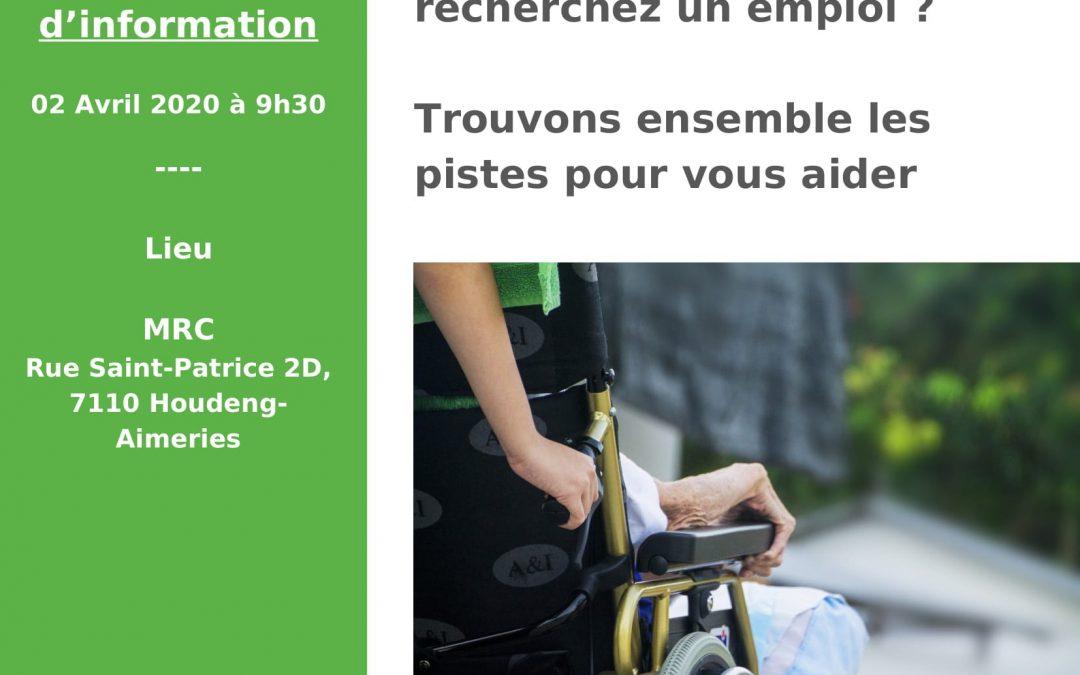 Action métier en pénurie: Aides-soignant(e)s